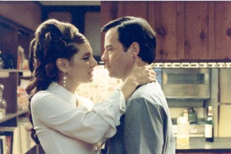 Alex Meneses  as Emily and Greg Kinnear as Bob Crane in Sony Pictures Classics' Auto Focus - 2002