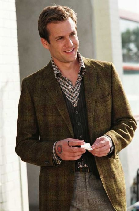 Gabriel Macht  as Johnny in drama romance Because I Said So - 2007