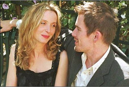 Before Sunset Julie Delpy and Ethan Hawke in  - 2004