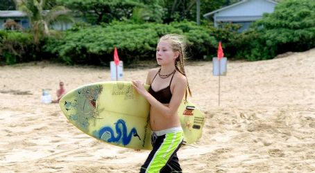 Mika Boorem  in Universal's Blue Crush - 2002
