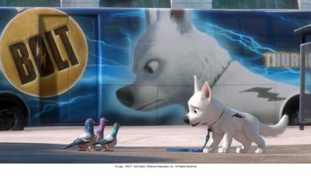 Bolt  '©Disney Enterprises, Inc. All Rights Reserved.'