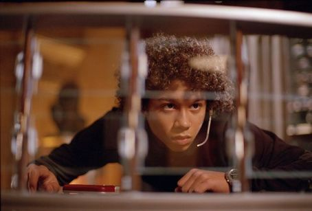 Corbin Bleu as Austin in Catch That Kid - 2004