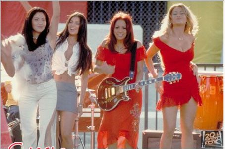 Sheila E. Jaci Velasquez, Roselyn Sanchez,  and Sofia Vergara in 20th Century Fox's Chasing Papi - 2003