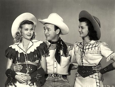 Peggy Stewart Cast of Utah 1945