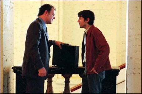 John C. Reilly  and Diego Luna in Criminal - 2004