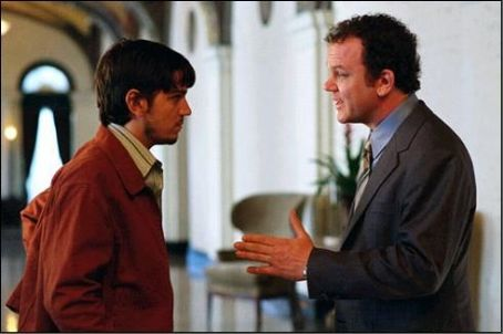 John C. Reilly Diego Luna and  in Criminal - 2004