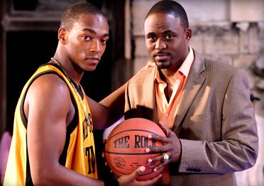 Anthony Mackie Right: Tech () in Crossover - 2006