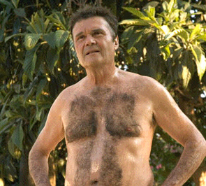 Fred Willard  as Mr. Fonckyerdoder in Comedy movie, Date Movie 2006.