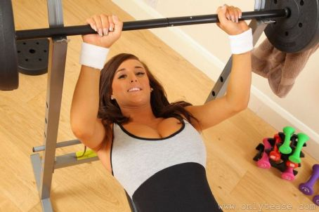 Stacey P  In The Gym
