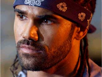 Shemar Moore  as Orlando.
