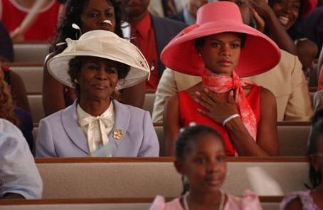 Cicely Tyson  as Myrtle, Kimberly Elise as Helen.