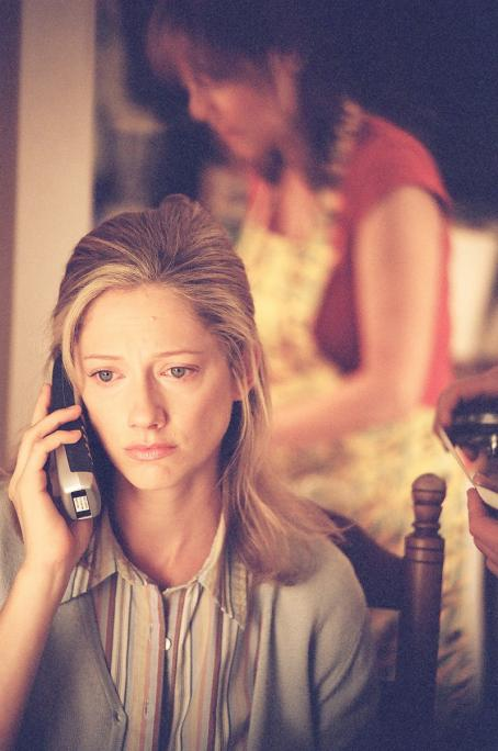 Judy Greer  plays Heather Baylor in Paramount Pictures' drama Elizabethtown