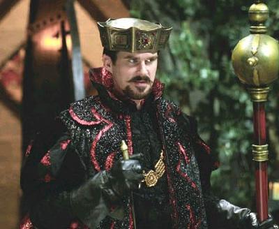 Cary Elwes  as Prince Regent Edgar in Ella Enchanted - 2004