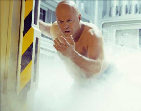 Michael Chiklis  as Ben Grimm(The Thing) in 20th Century Fox's Fantastic Four