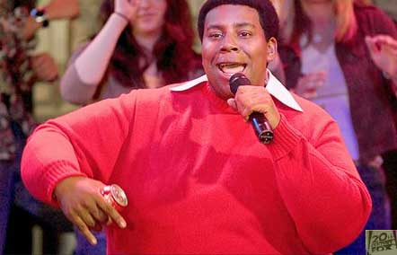 Kenan Thompson  in Fat Albert, distributed by 20th Century Fox's.