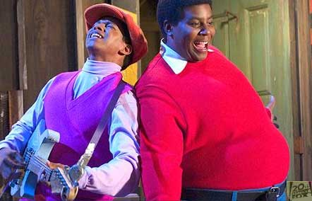Kenan Thompson  in a scene from 20th Century Fox's Fat Albert.