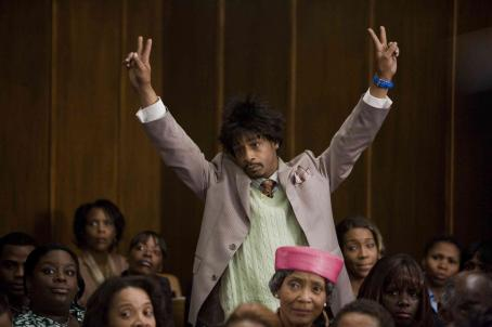 Katt Williams  stars in Screen Gems' comedy FIRST SUNDAY. Photo by: Tony Rivetti Jr. © 2007 Screen Gems, Inc. All Rights Reserved.