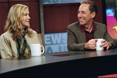 Harry Shearer Catherine O'Hara as Marilyn Hack and  as Victor Allan Miller in director Christopher Guest's For Your Consideration.  Photo credit: Suzanne Tenner © 2006 Shangri-La Entertainment, LLC.