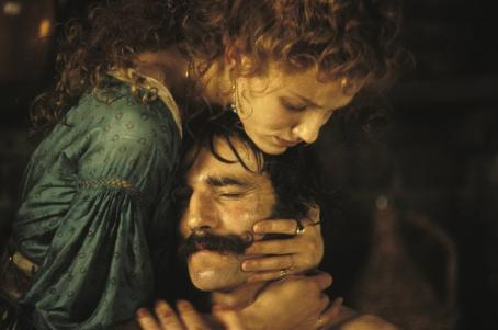 Gangs of New York Cameron Diaz and Daniel Day-Lewis in Miramax's  - 2002