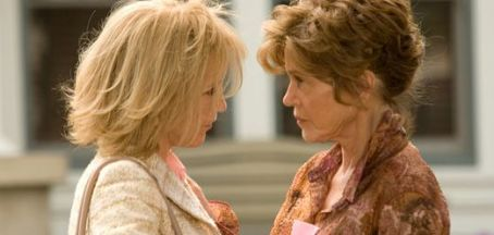 Georgia Rule Lilly (Felicity Huffman) and Georgia (Jane Fonda) in Universal Pictures'  - 2007