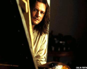 Girl with a Pearl Earring Colin Firth stars as Johannes Vermeer in  - 2003