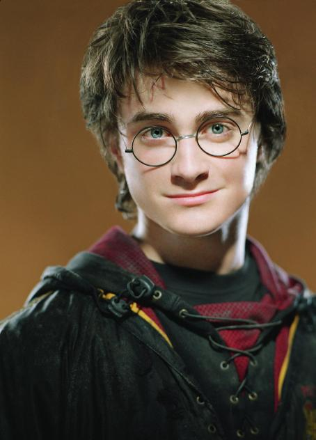 "Harry Potter DANIEL RADCLIFFE as  in Warner Bros. Pictures' fantasy "" and the Goblet of Fire."" Photo by Murray Close"