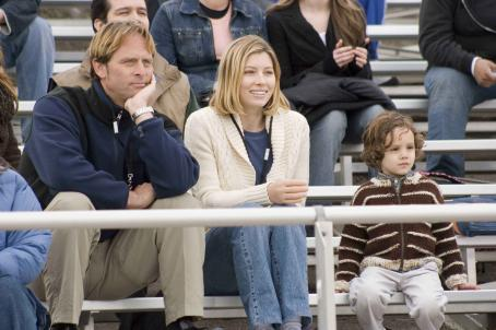 Home of the Brave Jeffrey Nordling with Jessica Biel in  - 2006. Photo by: Courtesy of Metro-Goldwyn-Mayer Pictures Inc. © 2006  Productions, Inc.