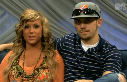 Chelsea Houska  and Adam Lind