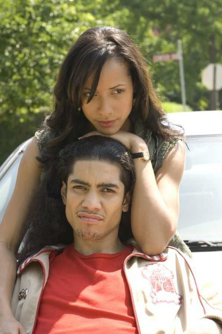 Illegal Tender Wanda De Jesus as Millie DeLeon and Rick Gonzalez as Wilson De Leon, Jr. in  - 2007