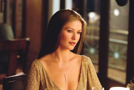 Catherine Zeta-Jones in Universal's Intolerable Cruelty - 2003