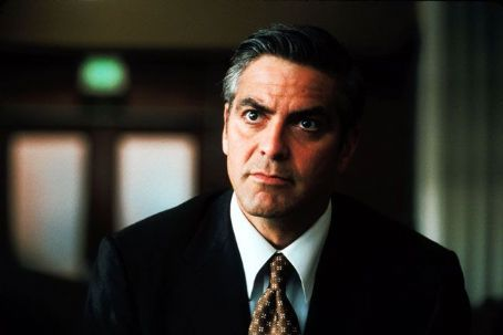 George Clooney in Universal's Intolerable Cruelty - 2003