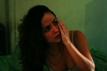 Alice Braga  as Monique in drama thriller's Journey to the End of the Night - 2006