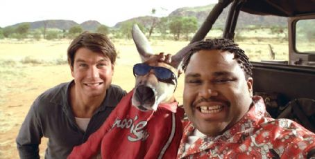 Anthony Anderson Jerry O'Connell, Kangaroo Jack and  in Castle Rock Entertainment's family action adventure comedy, 'Kangaroo Jack,' distributed by Warner Bros. Pictures.