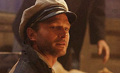 Thomas Kretschmann  stars as Captain Englehorn in Universal Pictures' adventure movie King Kong