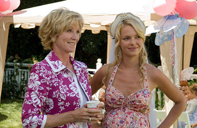 Knocked Up Katherine Heigl in the scene of  - 2007