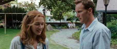 "Little Children (left to right) Kate Winslet stars as ""Sarah"" and Patrick Wilson stars as ""Brad"" in New Line Cinema's upcoming release of Todd Field's LITTLE CHILDREN. Photo Credit: ©2006 New Line Productions"