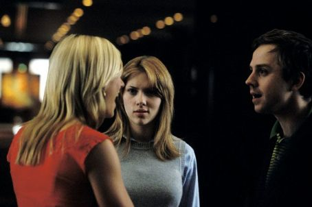 Giovanni Ribisi Anna Faris, Scarlett Johansson and  in Lost in Translation