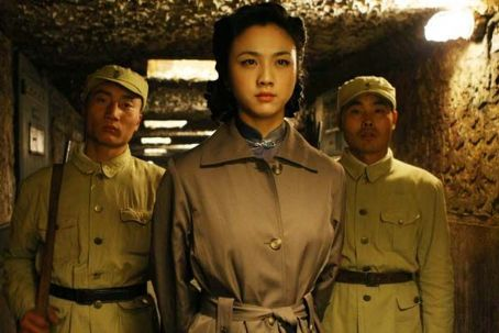 Lust, Caution Tang Wei (center) stars in Ang Lee's LUST, CAUTION, a Focus Features release.