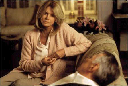 Melinda Dillon Rose Gator () and Jimmy Gator (Philip Baker Hall) in P.T. Anderson's 'Magnolia'