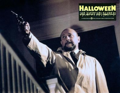 Halloween Donald Pleasence as Dr.Samuel Loomis in  (1978)
