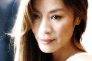 Michelle Yeoh  as Mameha in Rob Marshall' Memoirs of a Geisha, distributed by Sony Pictures.
