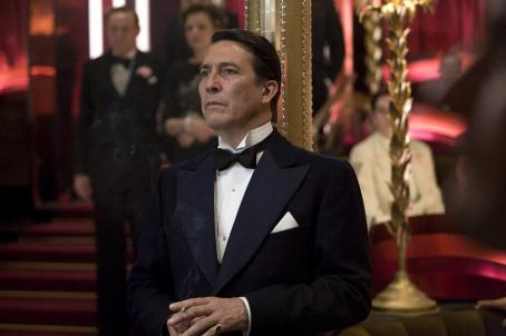 Ciarán Hinds  star as Joe in a Focus Features release 'Miss Pettigrew Lives for a Day.'