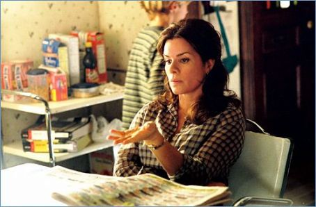 Marcia Gay Harden  stars in Warner Bros. Pictures drama 'Mystic River.' The Malpaso Production also stars Sean Penn, Tim Robbins, Kevin Bacon, Laurence Fishburne and .