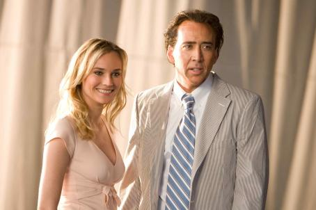 National Treasure: Book of Secrets DIANE KRUGER (left), NICOLAS CAGE (right) in ' © Disney Enterprises, Inc. and Jerry Bruckheimer, Inc. All rights reserved. Photo credit: Robert Zuckerman.