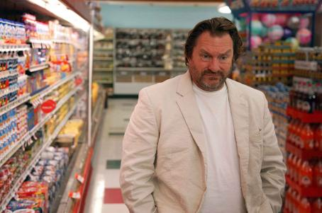 Stephen Root  stars as an inebriated sculptor now part of the afterlife in the spirited romantic comedy, OVER HER DEAD BODY. Photo Credit: Dale Robinette/Gold Circle Films/New Line Cinema