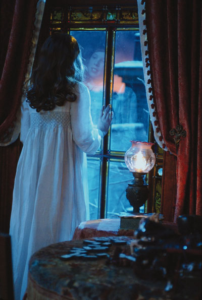Wendy Darling Rachel Hurd Wood in a scene from Peter Pan - 2003