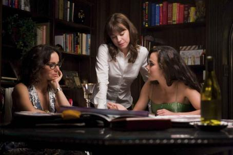 Alice Braga Left to Right: Jennifer Grey as Lucy, Rebecca Pidgeon as Zena Frank, Alicia Braga as Sondra Terry. Photo by Lorey Sebastian, © The Redbelt Company, LLC, courtesy Sony Pictures Classics. All Rights Reserved.