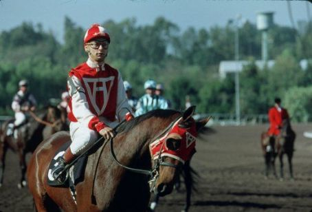 Seabiscuit Tobey Maguire stars as Red Pollard in .
