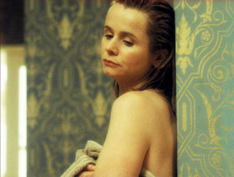Emily Watson  stars as Anne Manning in Julian Fellowes' Drama/Romance Separate Lies - 2005, distributed by Fox Searchlight
