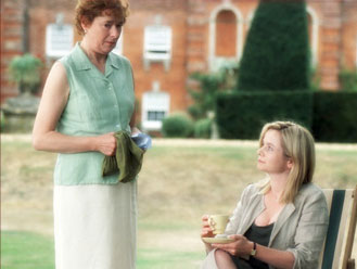Emily Watson  (right) stars as Anne Manning in Fox Searchlight's Drama/Romance Separate Lies - 2005